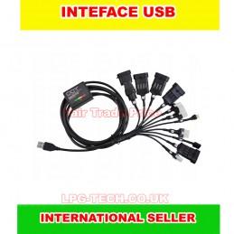 CCY 11 connectors...