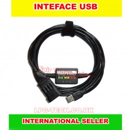 AC STAG PROFFESIONAL Diagnostic LPG CNG AUTOGAS USB Service Interface kit